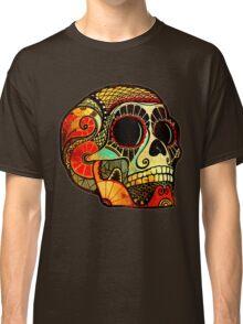 Grunge Skull Classic T-Shirt
