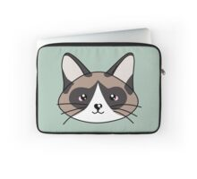 Snowshoe cat Laptop Sleeve