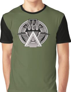Stargate Command Graphic T-Shirt
