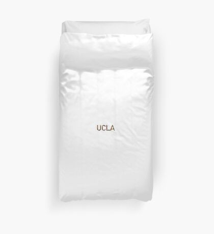 Sprinkles UCLA Duvet Cover