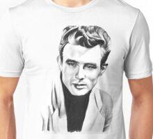 Classic actor Graphite pencil portrait Unisex T-Shirt