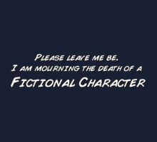 The death of a fictional character Baby Tee