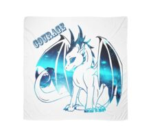 Water Astral Dragon Scarf