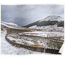 Snow On Shap Summit Poster