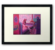 Letters to/from my Imaginary Lovers Framed Print