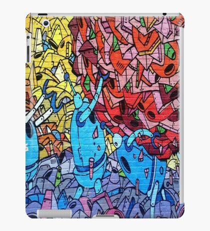 GRAFFITI ART iPad Case/Skin