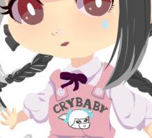 Crybaby// Sticker