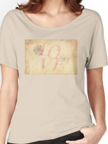 Vintage Love Women's Relaxed Fit T-Shirt