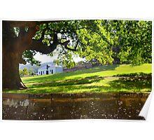 Port Arthur cottage Poster