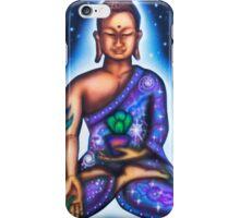 Cosmic Medicine Buddha iPhone Case/Skin