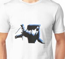 Blue Madness Sprayed Unisex T-Shirt