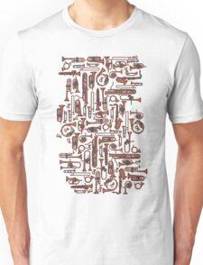 Horns COPPER Unisex T-Shirt