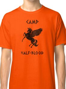 Camp Half-Blood (Distressed) Classic T-Shirt