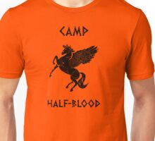Camp Half-Blood (Distressed) Unisex T-Shirt