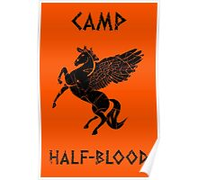 Camp Half-Blood (Distressed) Poster