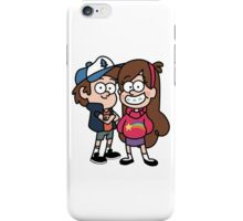 Gravity Falls Mable and Dipper iPhone Case/Skin