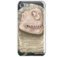Curious Strangers iPhone Case/Skin