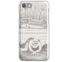 Sad Spirit iPhone Case/Skin