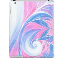 abstract wave psychedelic oil background. Fractal artwork for creative design. iPad Case/Skin