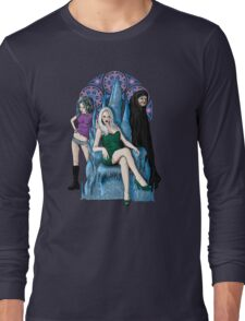 The Winter Court of the Sidhe Long Sleeve T-Shirt