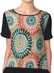 AFRICAN BY NATURE Chiffon Top