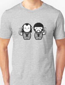 Vincent Vega and Jules Winnfield Unisex T-Shirt