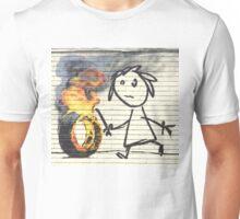 Banksy Bristol School Unisex T-Shirt