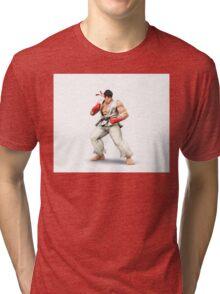 Ryu - Street Fighter Tri-blend T-Shirt