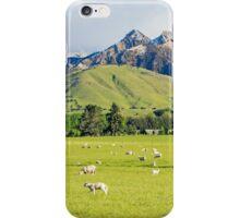 Sheep Station iPhone Case/Skin