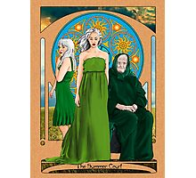 The Summer Court of the Sidhe Photographic Print