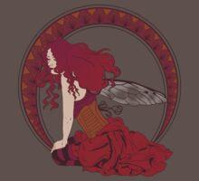Fairy Nouveau Baby Tee
