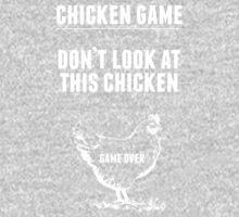 Chicken Game T-Shirt | Funny Chicken Joke One Piece - Long Sleeve