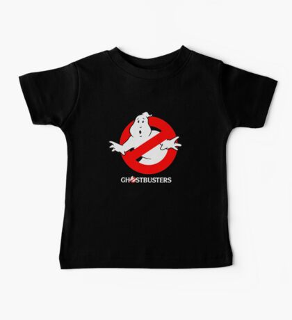 ghostbusters Baby Tee