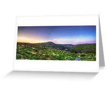 Tavy Cleave Greeting Card