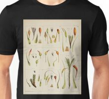 The botany of the Antarctic voyage of H M  discovery ships Erebus and Terror in the Years 1839 1843 Joseph Dalton Hooker V1 136 Unisex T-Shirt