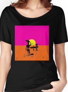 endless summer Women's Relaxed Fit T-Shirt