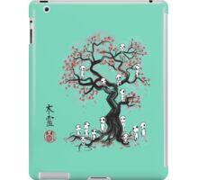 Forest Spirits Sumi-e iPad Case/Skin