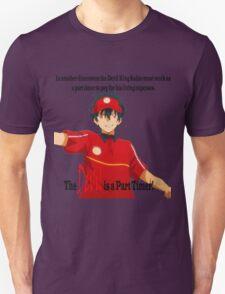 The Devil is a Part Timer! Sadao Maou Unisex T-Shirt