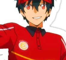 The Devil is a Part Timer! Sadao Maou Sticker