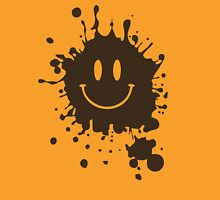 Muddy Smiley Face Classic T-Shirt
