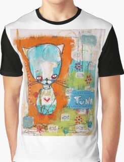 Tuna for Lunch Graphic T-Shirt