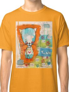 Tuna for Lunch Classic T-Shirt