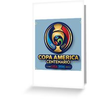 Copa America 2016 Greeting Card