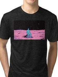 The Watchmen - Dr Manhattan Tri-blend T-Shirt