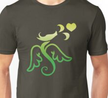 Dragon with a love heart  Unisex T-Shirt