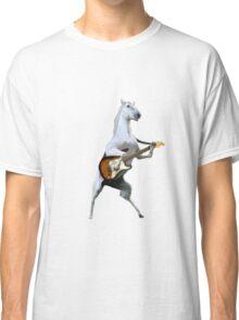 Guitar Horse Classic T-Shirt