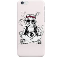 Hippy master iPhone Case/Skin