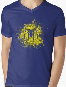 Arachnophobia Mens V-Neck T-Shirt