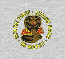 Cobra kai - Strike First Strike Hard No Mercy Variant Unisex T-Shirt