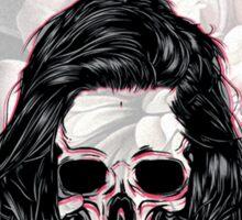 Skull Manipulation Sticker
